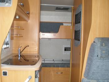 chausson welcome 8 intérieur
