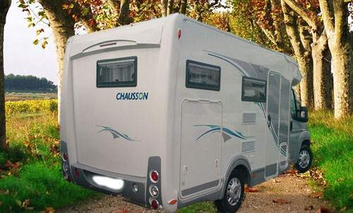 Chausson Welcome WS  arriere