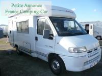 Fleurette Le Morillon occasion - Annonces de camping car en vente